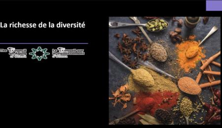 La richesse de la diversité