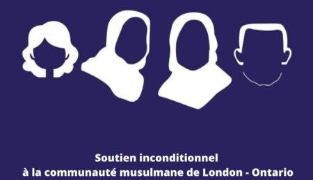 Le CÉSOC choqué et outré par le crime haineux à caractère islamophobe survenu à London- Ontario